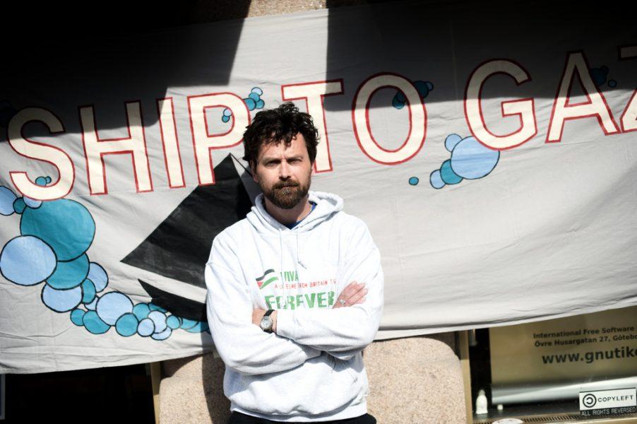 Möt Stellan Vinthagen,professor i fredligt motstånd vid University of Massachusetts.