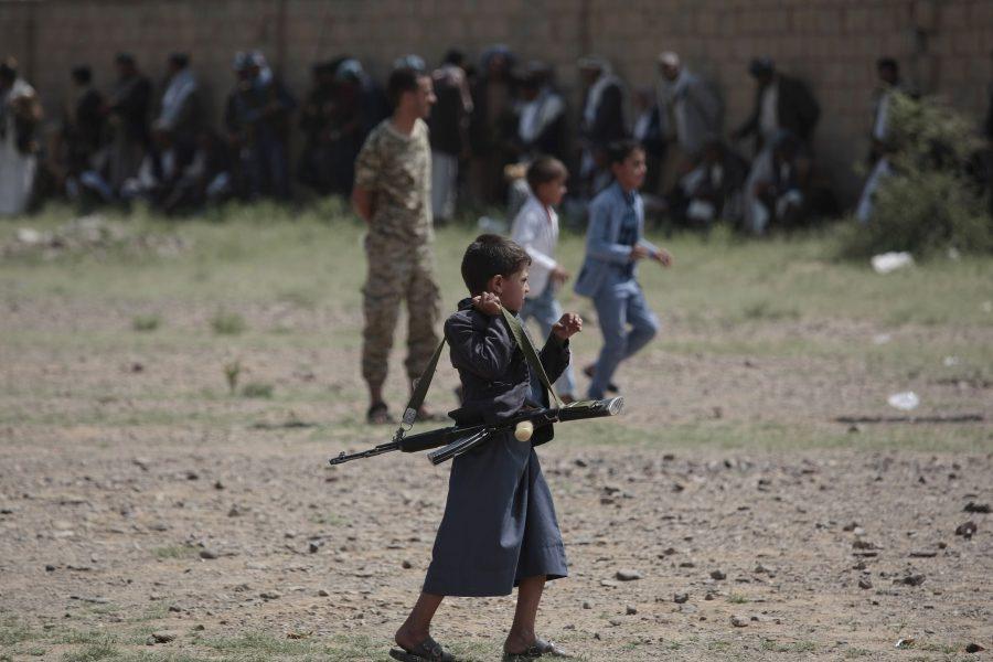 Utdragna och skoningslösa strider Jemen har slagit sönder landet.