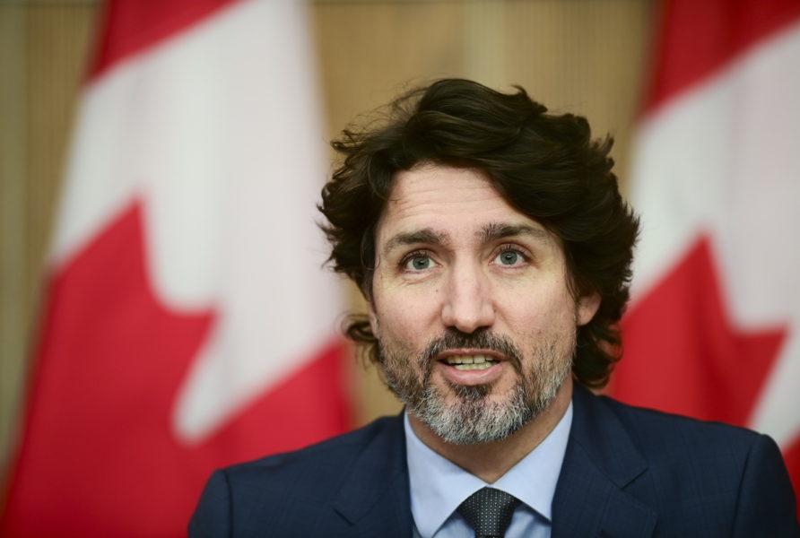 Kanadas premiärminister Justin Trudeau lär ha dragit öronen åt sig när han fick höra hur mycket basinkomsten uppskattades kosta.
