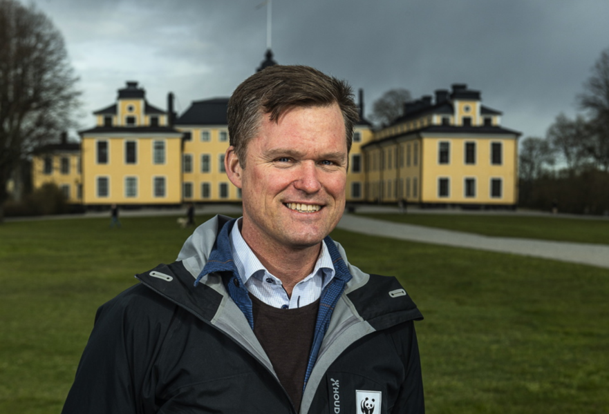 Gustaf Lind blir ny generalsekreterare för WWF Sverige.