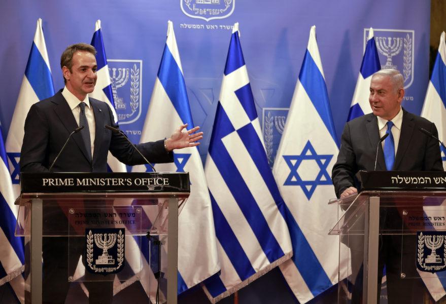 Grekland, Israel och Cypern intensifierar sitt samarbete.