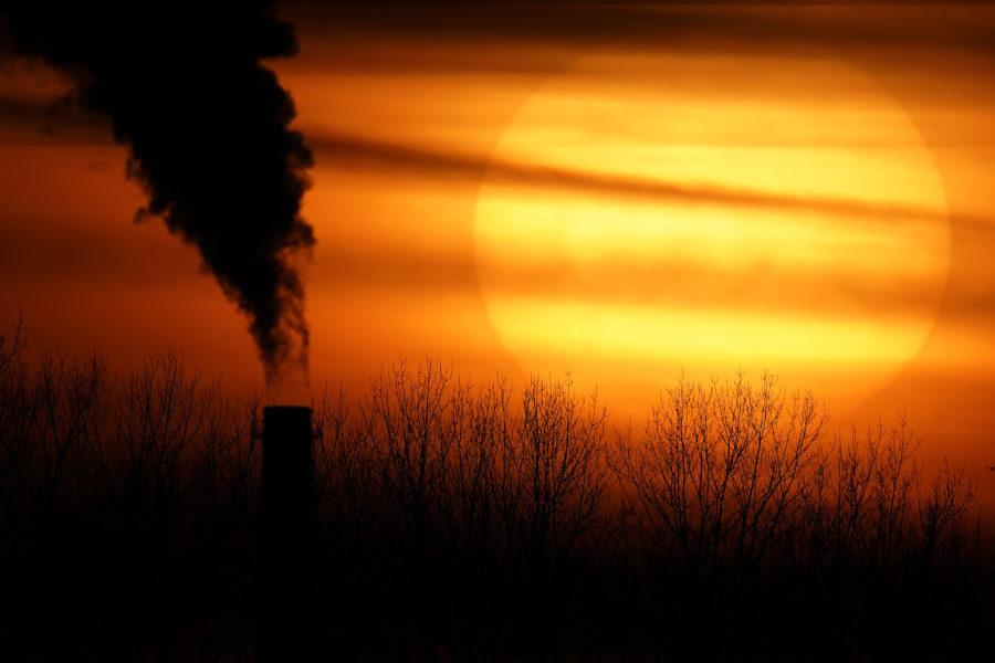 Den globala uppvärmningen kan bli ännu värre till följd av växtligheten tar upp mindre koldioxid.