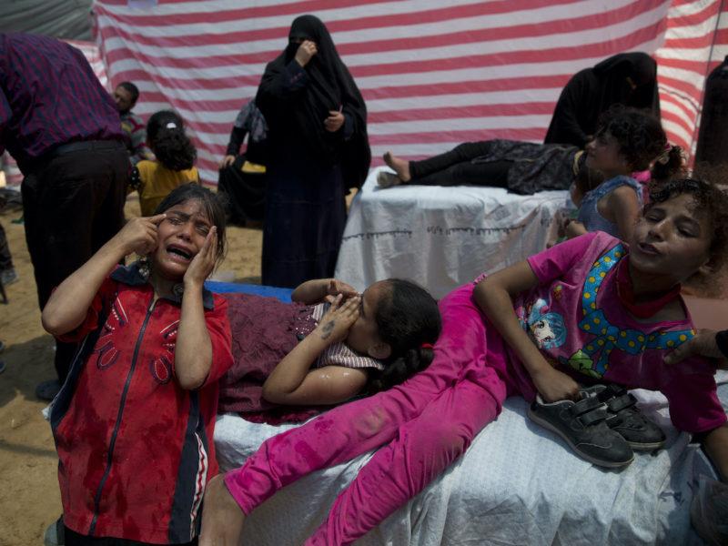 Somalia, Saudi, Förenade arabemiraten, Afghanistan och Israel är några av de länder som borde upp på FN:s skamlista, enligt rapporten.