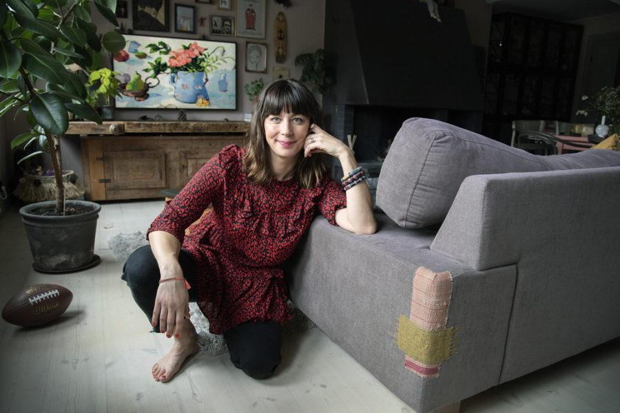 Isabelle McAllister njuter av att laga och förlänga sakers livslängd.