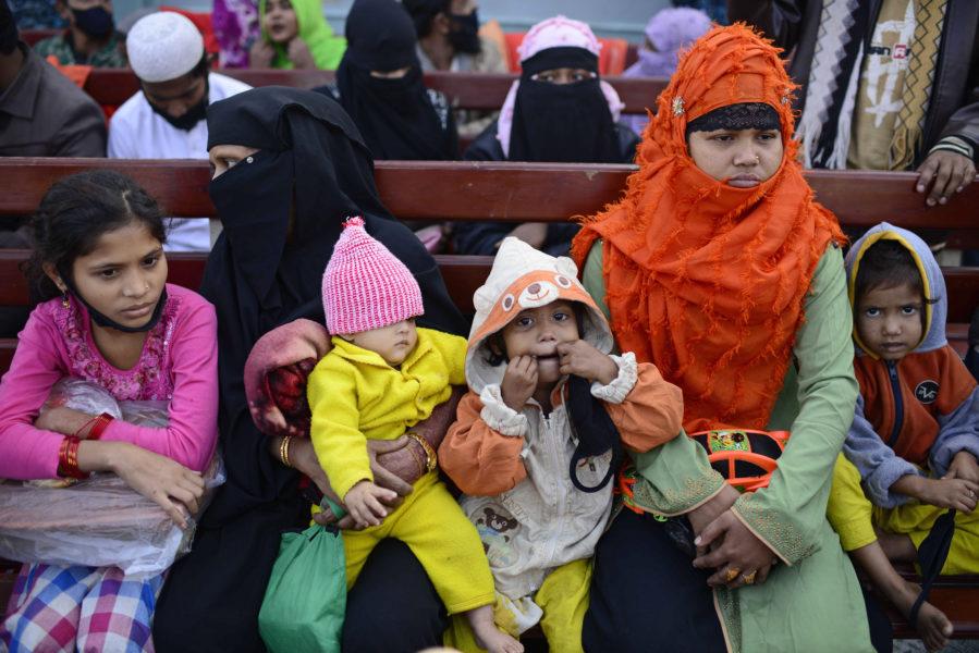 Myanmar har länge nekat den mestadels muslimska folkgruppen rohingyas lika rättigheter som övrig befolkning.