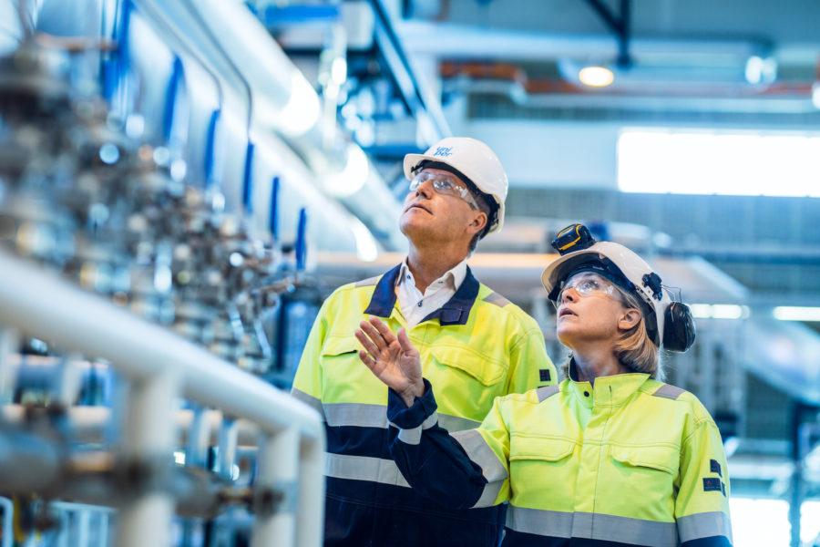 Johan Svenningsson, vd för Uniper Sverige som vill bidra till att fördubbla produktionen av kärnkraft i Sverige till 2045.
