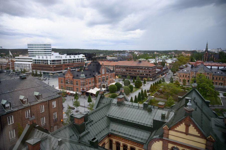 Umeå kan andas ut – och in.