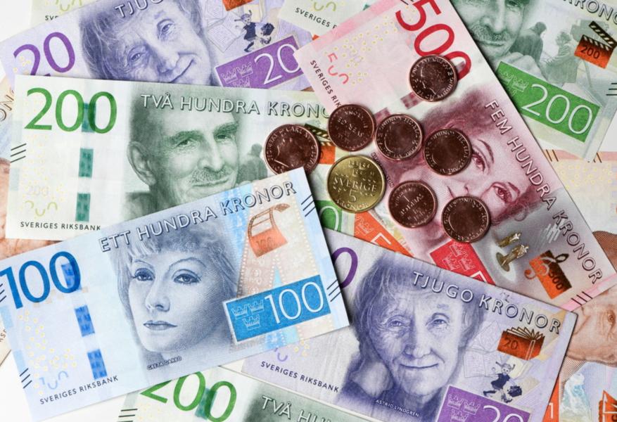 Pandemin ökadeskillnaden mellan människors löner i Sverige.