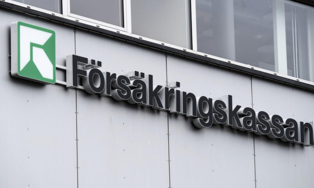 Försäkringskassans kontor i Dockan i Malmö.