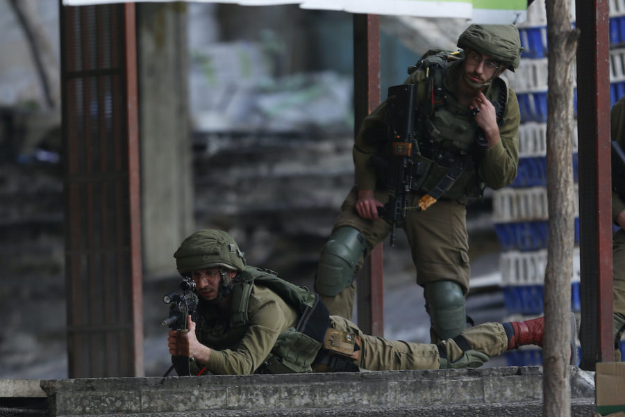 Ännu en palestinsk pojke har skjutis till döds.