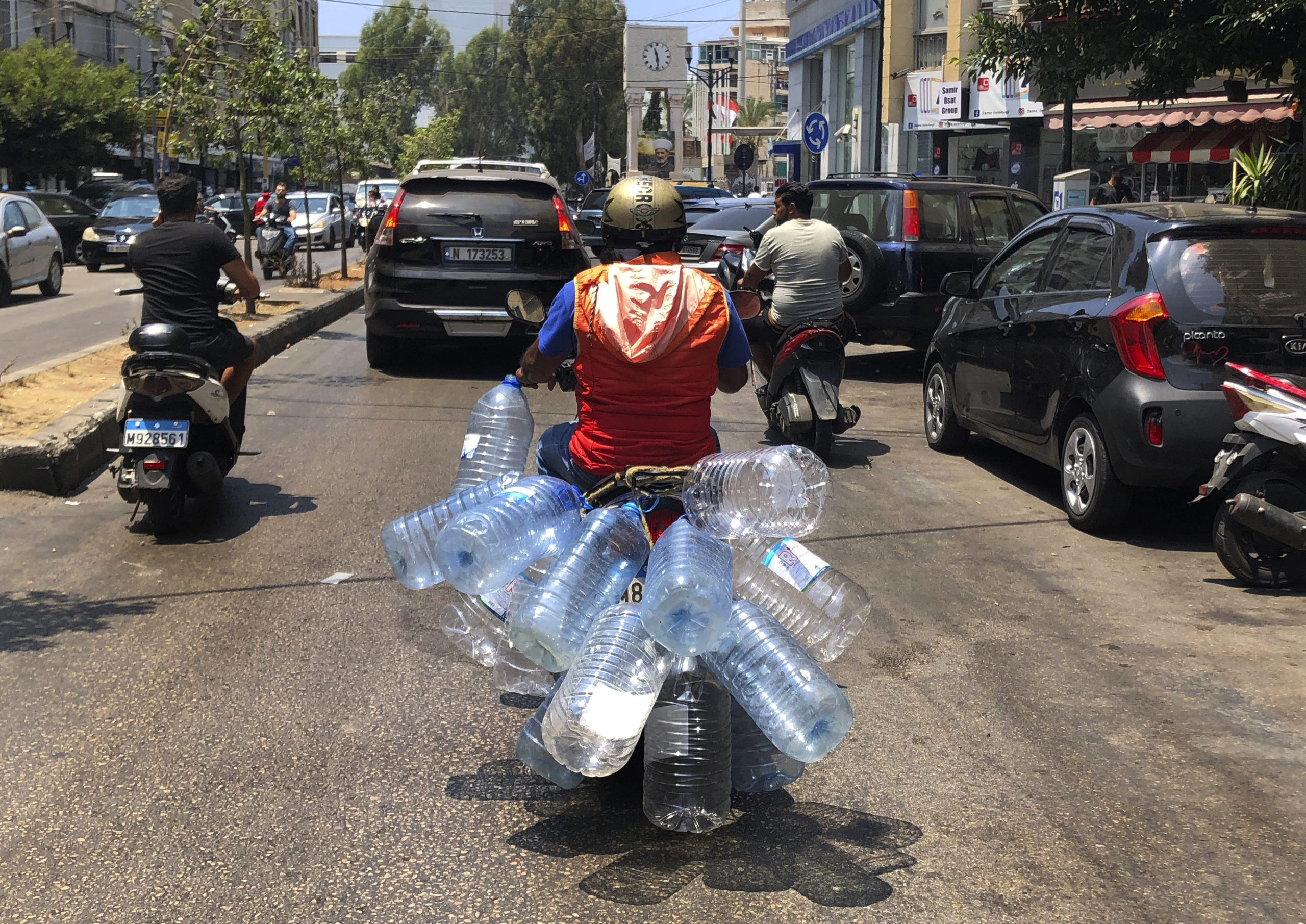 UNICEF warns millions of Lebanese face water shortages