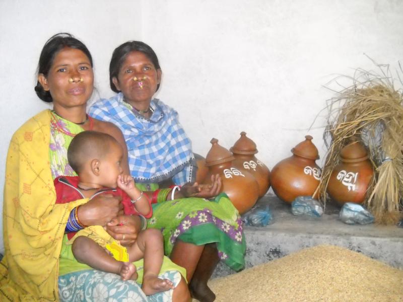 Urfolkskvinnor har räddat äldre rissorter som nu blir allt mer poppis bland medelklassen.