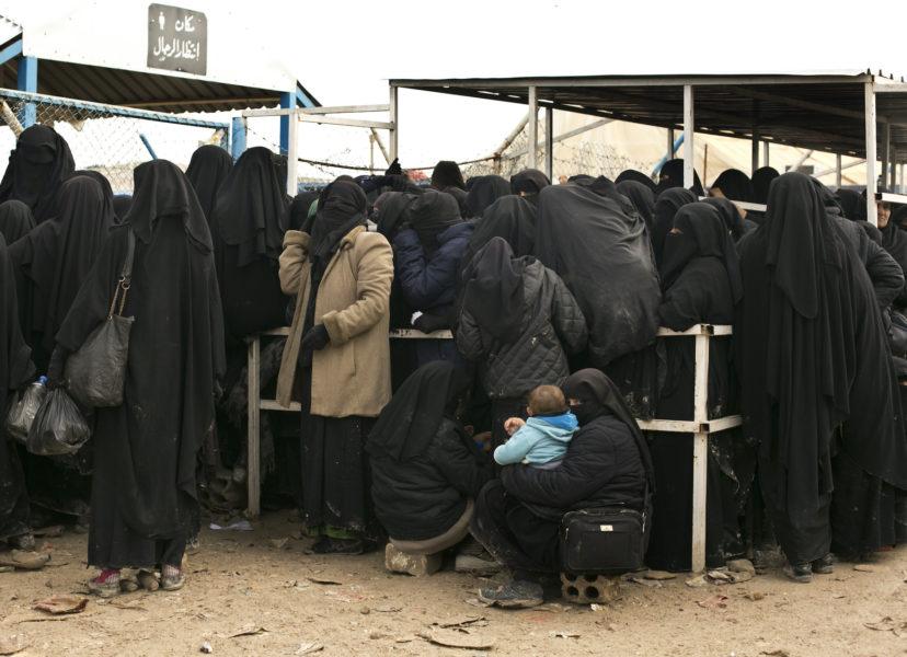 Europarådets medlemmar uppmanas ta hem medborgare som stridit för eller stöttat IS från syriska fånglänger som al-Hol.