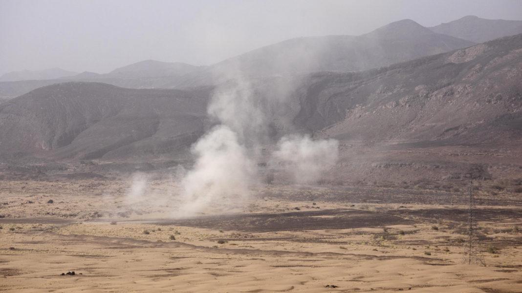 Attack i Jemen.