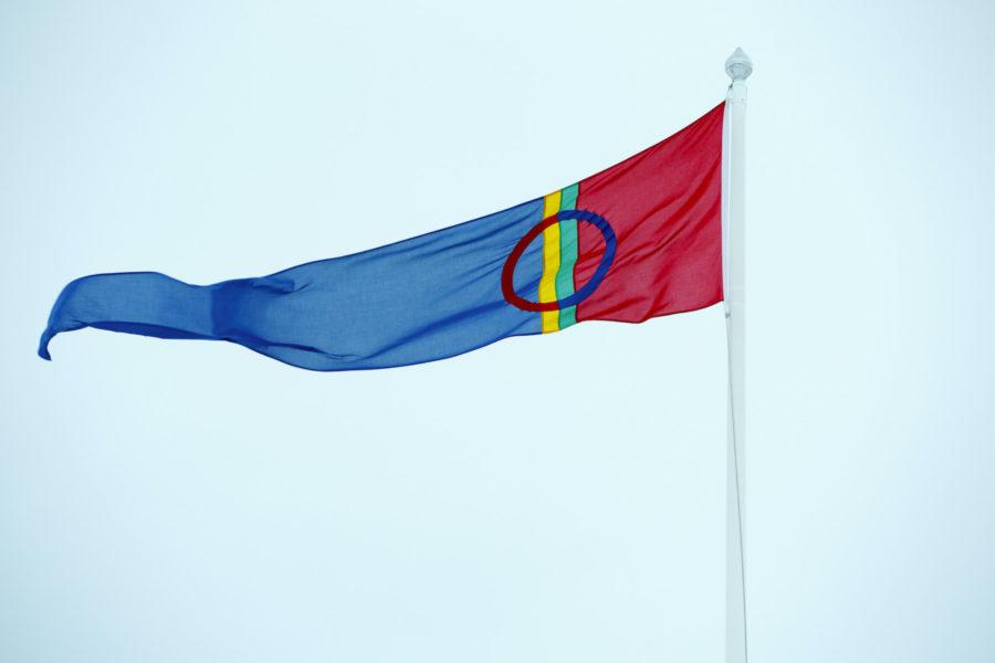 Samiskt firande på urfolksdagen den 9 augusti.