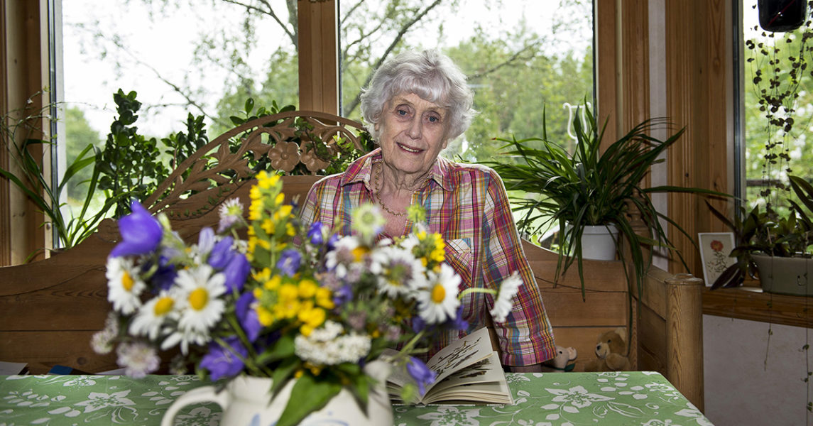 Kerstin Ekman debuterade redan 1959.
