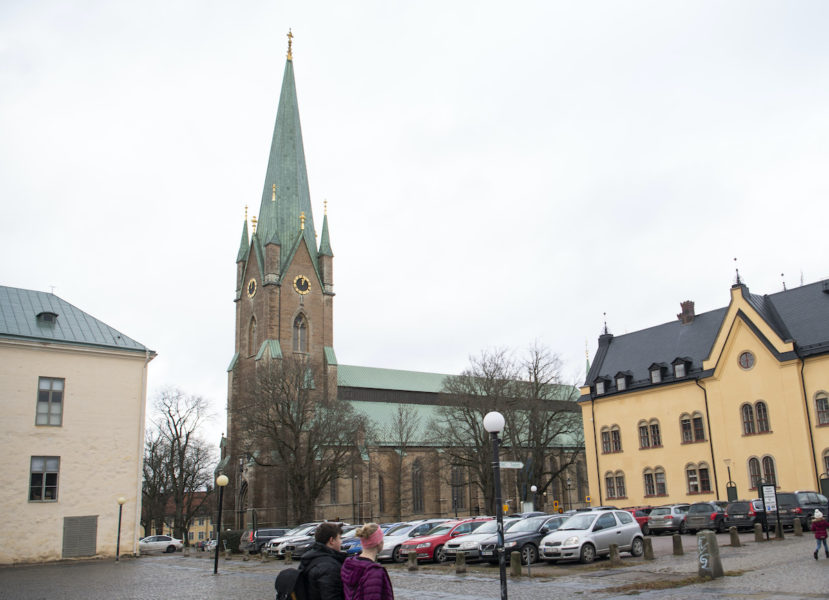 I Linköping hade Samordningsförbundet centrala Östergötland, som även finns i kringliggande kommuner, intresserat sig för basinkomst.