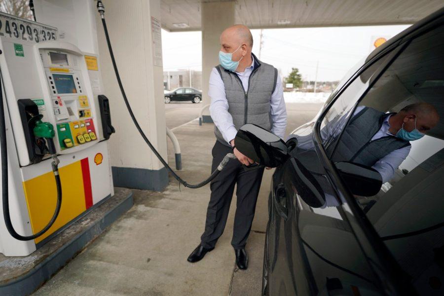 Kunder hos Shell i Nederländerna har kunnat klimatkompensera sitt bilkörande.