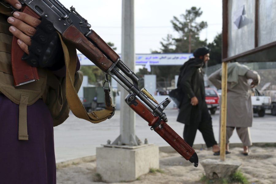Svårt läge i Afghanistan efter talibanernas övertagande.
