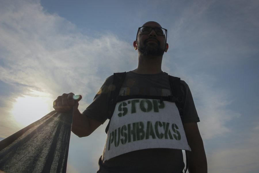 Bosnien står för tre procent av de push backs av flyktingar som nätverket Border Violence Monitoring Network noterat sedan de började räkna och samla vitnessmål från flyktingar 2017.